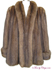 Russian Sable Swing Fur Jacket image