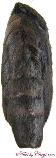 chubby jacket Beaver