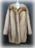 Bleached Raccoon Fur Jacket image