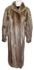 Blonde Beaver Fur Coat image