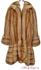 Golden Russian Sable Stroller Fur Coat image
