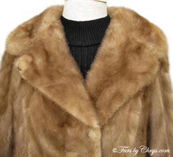 Images of Vintage Mink Coat - Reikian