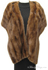 Vintage Squirrel Fur Stole image