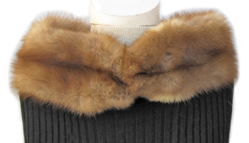 Stone Marten Collar Front Image