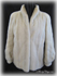 Tourmaline Off White Mink Jacket image